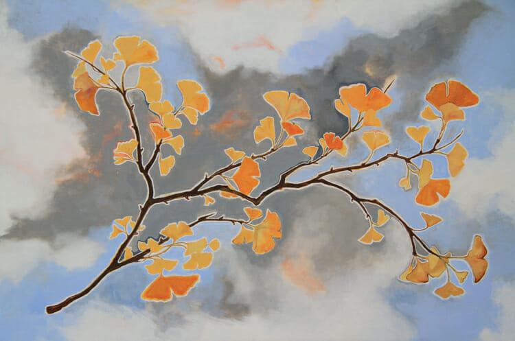 Four-Seasons_Gingko